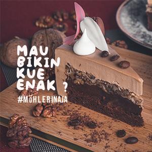 Mau bikin kue enak